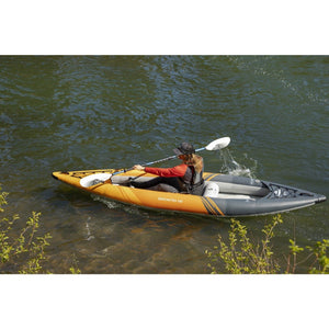 Kayak - AquaGlide Deschutes 130 Inflatable Kayak 584120126