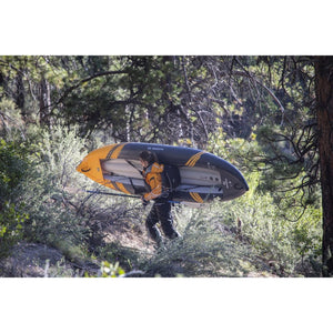 Kayak - AquaGlide McKenzie 105 Inflatable Kayak 584120128