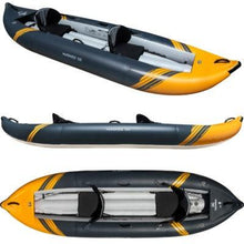 Load image into Gallery viewer, Kayak - AquaGlide McKenzie 125 Inflatable Kayak 584120129