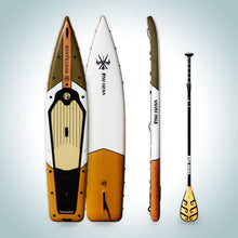 Load image into Gallery viewer, Paddle Boarad - Pau Hana 12'0'' Endurance Air Inflatable Paddle Board ISUP  1912-I-END-OBO