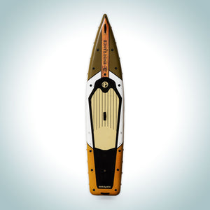Paddle Boarad - Pau Hana 12'0'' Endurance Air Inflatable Paddle Board ISUP  1912-I-END-OBO