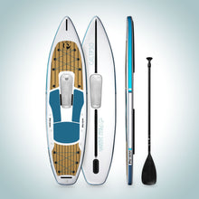 Load image into Gallery viewer, Paddle Board - Pau Hana 11'6'' | Calypso Inflatable Paddleboard ISUP    1911-I-CAL-WHT