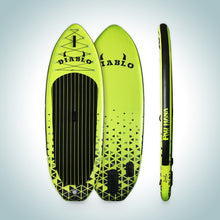 Load image into Gallery viewer, Paddle Board - Pau Hana 9'6''  Diablo Air Inflatable Paddle Board ISUP 1996-I-DIA-GB