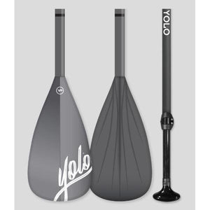 Paddle Board - Yolo 2020 Honu 12' Inflatable Stand Up Paddleboard ISUP