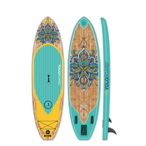 Paddle Board - Yolo 2020 Serenity 10'6