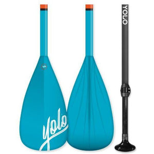 Paddle Board - Yolo Tattoo 11' Inflatable Stand Up Paddleboard ISUP
