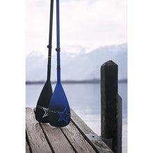 Load image into Gallery viewer, Paddle - Jobe Fiberglass Paddle Blue 3PC