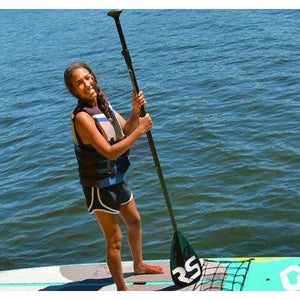 "Paddle - Rave Sports Performance 3 Piece Aluminum 69""- 85"" (SUP) Paddle"