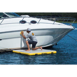 Platform - Solstice Watersports Inflatable Dock 6' X 5' 30605