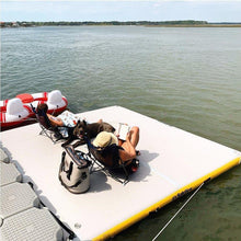 Load image into Gallery viewer, Platform - Solstice Watersports Inflatable Dock 8' X 5' 30805