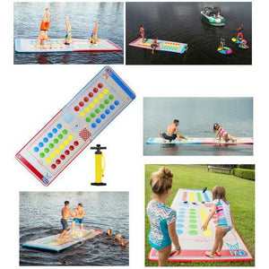 Platforms/Mats - HO Sports Play Pad 10'X5' Inflatable Platform 76636011