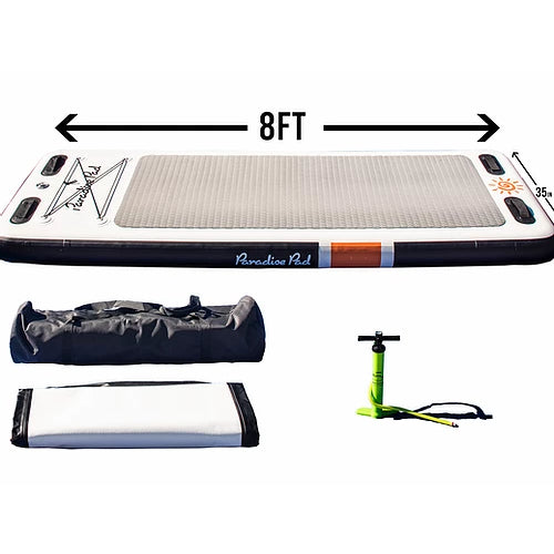 Platforms/Mats - ParadisePad Inflatable Yoga Board