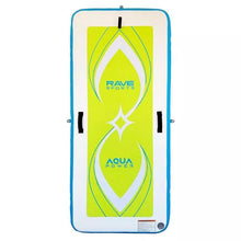 Load image into Gallery viewer, Platforms/Mats - Rave Aqua Power Fitness Mat 02878