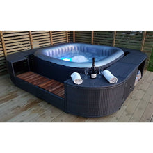 Load image into Gallery viewer, Portable Spa - M-SPA Alpine 4 Person Delight Portable Spa D-AL04