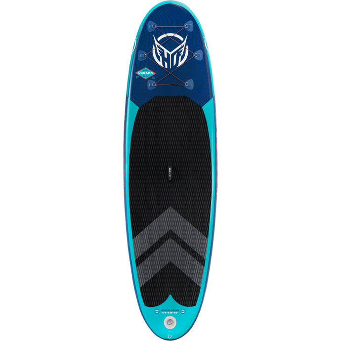 HO Sports Dorado Front of paddleboard