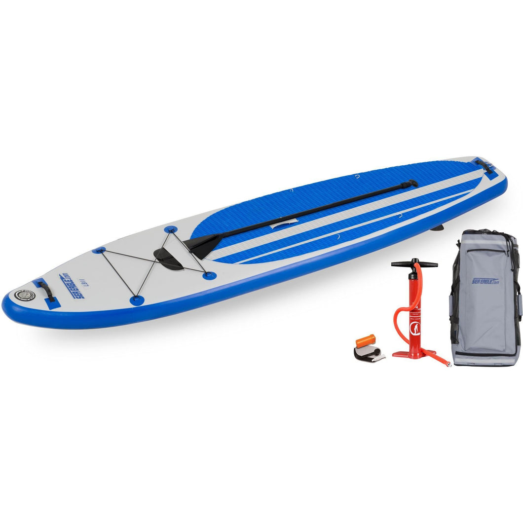 SUP Board - Sea Eagle LongBoard 11 Inflatable SUP