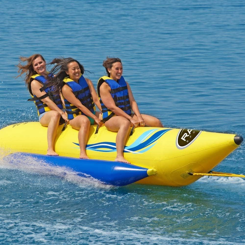 Towables / Tube - Rave Waterboggan 3 Person Towable 03300
