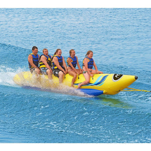 Towables / Tube - Rave Waterboggan 5 Person Towable 03500