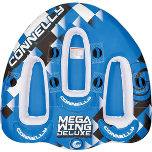 Towables / Tubes - Connelly Mega Wing Deluxe 3-Person Towable Tube
