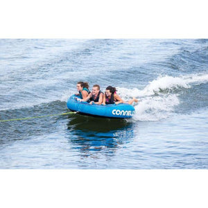 Towables / Tubes - Connelly Orbit 3 3-Person Soft Top Towable Tube