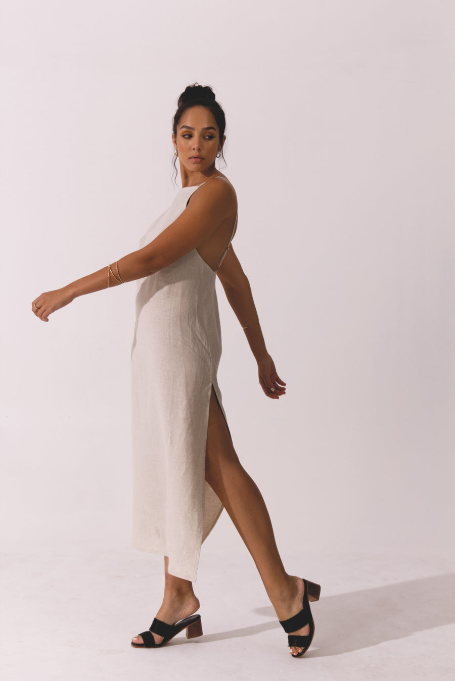 The Full Length Slip Dress