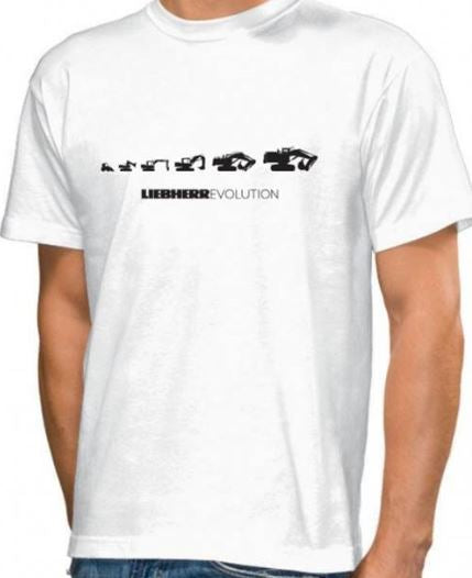 White Evolution T-Shirt Men's