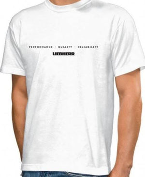 White Performance T-Shirt Men's