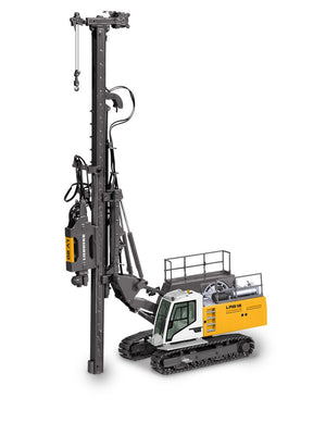 LRB 18 Litronic Piling And Drilling Rig