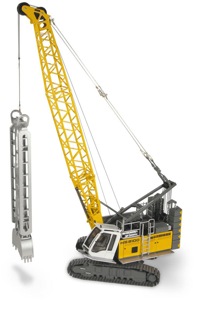 HS 8100 HD Duty Cycle Crawler Crane