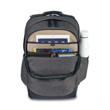 Heritage Supply Tanner Deluxe Computer Backpack-Charcoal Heather