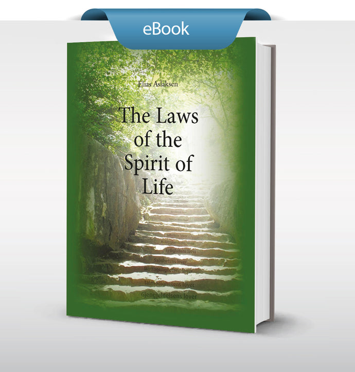 The Laws of the Spirit of Life - eBook