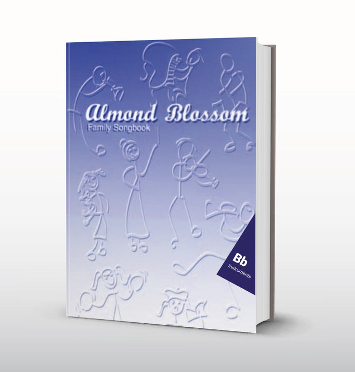 Melody Book Bb Notes - Almond Blossom