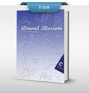 Melody Book C Notes - Almond Blossom - eBook
