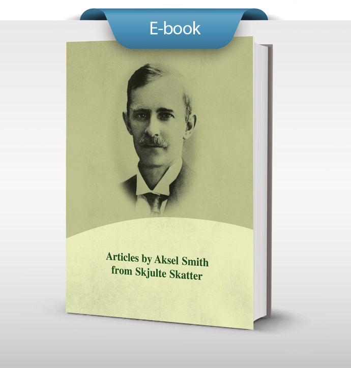 Articles by Aksel Smith (English) - eBook
