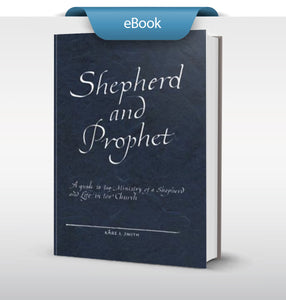 Shepherd and Prophet (English) - eBook