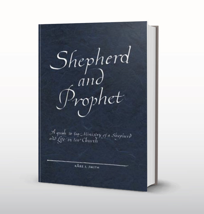 Shepherd and Prophet (English)
