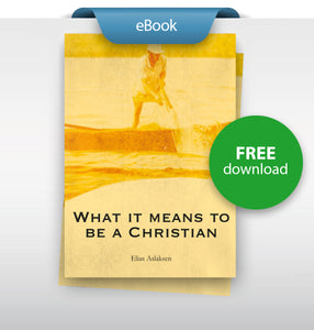 What It Means to be a Christian (English) - eBook