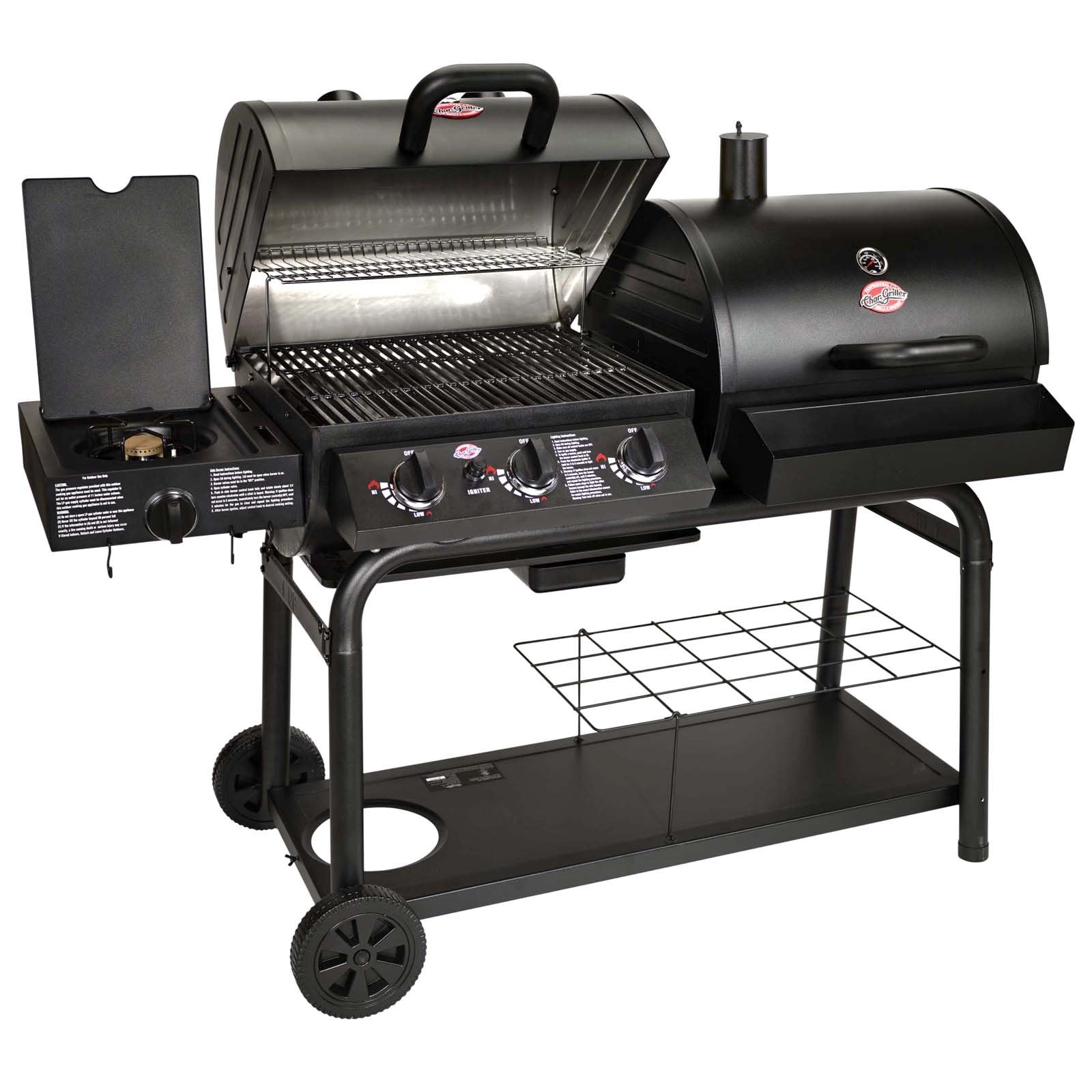 Should I buy a combo grill? – Groker Outdoor | {Grills 13}