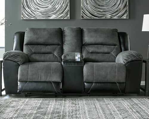 Earhart Signature Design by Ashley Loveseat image