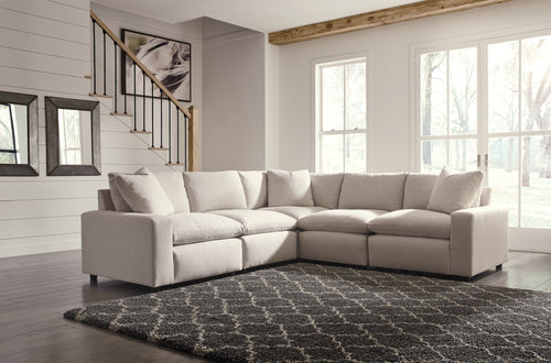 Savesto Signature Design by Ashley 5-Piece Sectional image