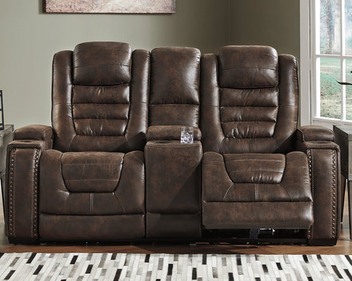 Game Zone Signature Design by Ashley Loveseat image