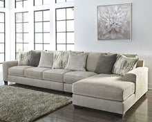 Load image into Gallery viewer, Ardsley Benchcraft 3-Piece Sectional with Chaise image