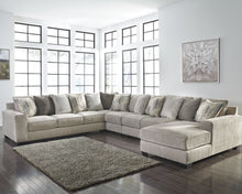 Load image into Gallery viewer, Ardsley Benchcraft 5-Piece Sectional with Chaise image