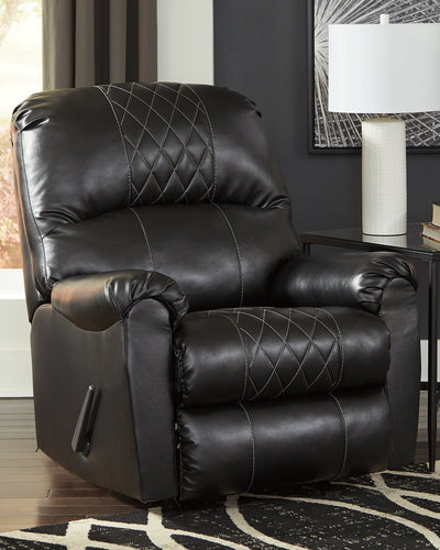 Betrillo Signature Design by Ashley Recliner image