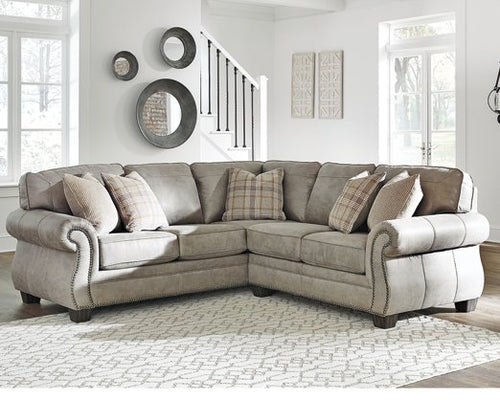 Olsberg Signature Design by Ashley 2-Piece Sectional image