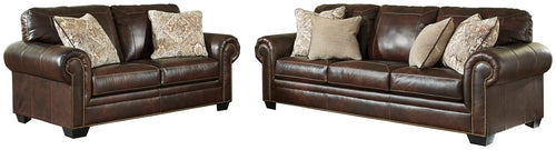 Roleson Signature Design 2-Piece Living Room Set image