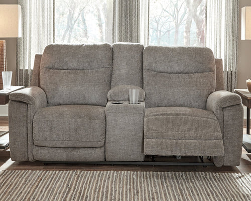 Mouttrie Signature Design by Ashley Loveseat image