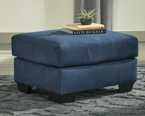 Darcy Signature Design by Ashley Ottoman image