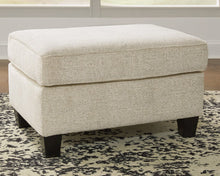 Load image into Gallery viewer, Abinger Signature Design by Ashley Ottoman image