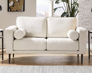 Caladeron Signature Design by Ashley Loveseat image